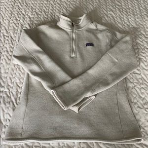 Patagonia 1/4 zip Medium Better Sweater